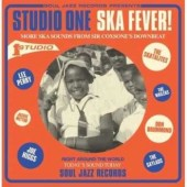 V.A. 'Studio One Ska Fever!'  2-LP