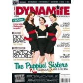 Dynamite! Magazine # 74 - The World Of Rock'n'Roll - 148 p. + CD