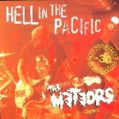 Meteors 'Hell In The Pacific - Live In Japan'  CD