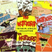 Meteors 'Anagram Singles Collection'  CD