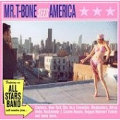Mr. T-Bone 'Sees America'  CD