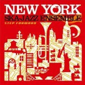 New York Ska-Jazz Ensemble 'Step Forward'  CD