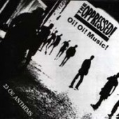 Oppressed 'Oi! Oi! Music'  CD