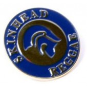 pin 'Skinhead Reggae metal pin