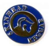 pin 'Skinhead Reggae metal pin