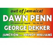 Poster - Dawn Penn / Tourposter 1996