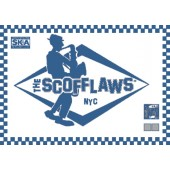 Poster - The Scofflaws / Tour 1997