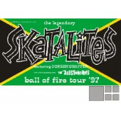 Poster - Skatalites / Ball Of Fire Tour
