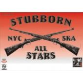Poster - Stubborn Allstars / Revolvers
