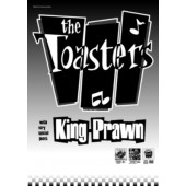 Poster - The Toasters + King Prawn