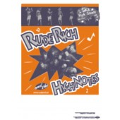Poster - Rude Rich & The High Notes / Tour 2002