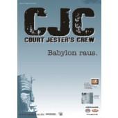 Poster - CJC / Babylon Raus
