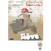 Poster - Firebug / On The Move