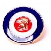 pin 'Trojan Target'