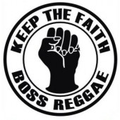 pin 'Boss Reggae - Keep The Faith'