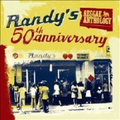 V.A. 'Randy's'  2-CD + DVD