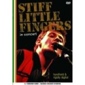 Stiff Little Fingers 'Handheld & Rigidly Digital'  DVD