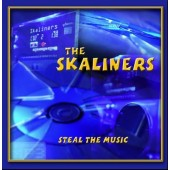 Skaliners 'Steal The Music'  CD