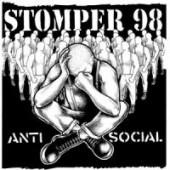 Stomper 98 'Antisocial'  CD