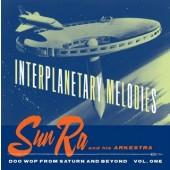 Sun-Ra 'Interplanetary Melodies'  LP