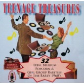 V.A. 'Teenage Treasures'  CD