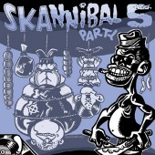 V.A. - 'Skannibal Party Vol. 5'  CD