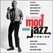 V.A. 'The Return Of Mod Jazz'  CD