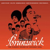 V.A. - 'The Story Of Brunswick'  2-CD