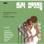 V.A. 'Girl Crazy'  LP