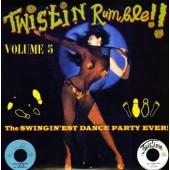 V.A. 'Twistin' Rumble Vol. 5'  LP