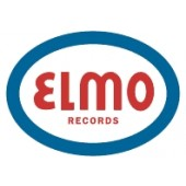 PVC sticker 'Elmo Records - angular'