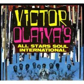 Olaiya, Victor 'All Stars Soul International'  CD