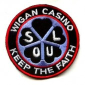 Patch 'Wigan Casino - Keep The Faith'