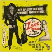 Zeno Tornado & The Boney Google Brothers - 'Dirty Dope Infected Bluegrass' CD