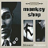 Monkey Shop 'Monkey Business' CD
