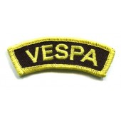 patch 'Vespa Banner'