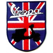 patch 'Vespa British Scooter'