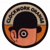 patch 'Clockwork Droogie Head'