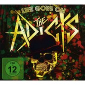 Adicts 'Life Goes On– Limited Edition'  CD+DVD
