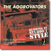 Aggrovators 'Dubbing It Studio 1 Style'  LP