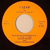 Wright, Austin 'Keep Me On Your Mind In '59' + 'Where When & How Come'  7""