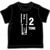Baby Shirt '2 Tone' 5 sizes