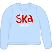 Baby Shirt 'SKA Authentic' longsleeve, two sizes