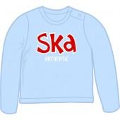 Baby Shirt 'SKA Authentic' longsleeve, two sizes