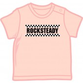 Baby Shirt 'Rocksteady' rose, 5 sizes