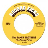 Baker Brothers 'The Young Patter' + 'Patience'  7""