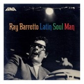 Barretto, Ray 'Latin Soul Man'  CD