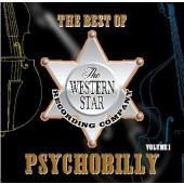 V.A. 'The Best Of Western Star Psychobilly Volume 1'  CD