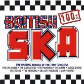 V.A. '100% British Ska'  2-CD
