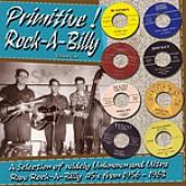 V.A. 'Primitive Rock-A-Billy Vol. 1'  LP